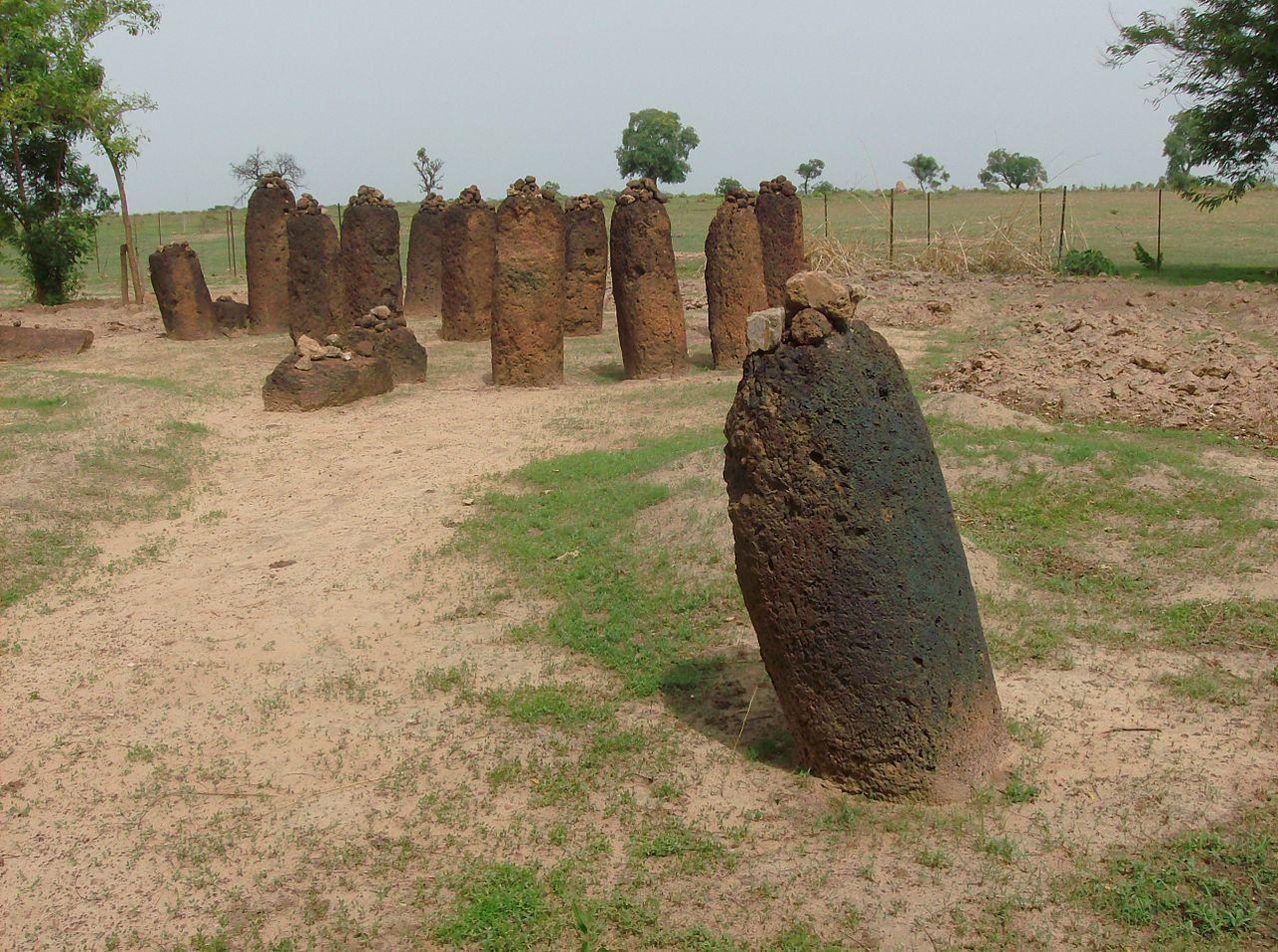 Cercurile de piatra din Senegambia111