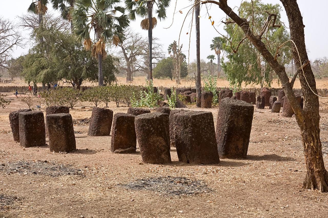Cercurile de piatra din Senegambia1111
