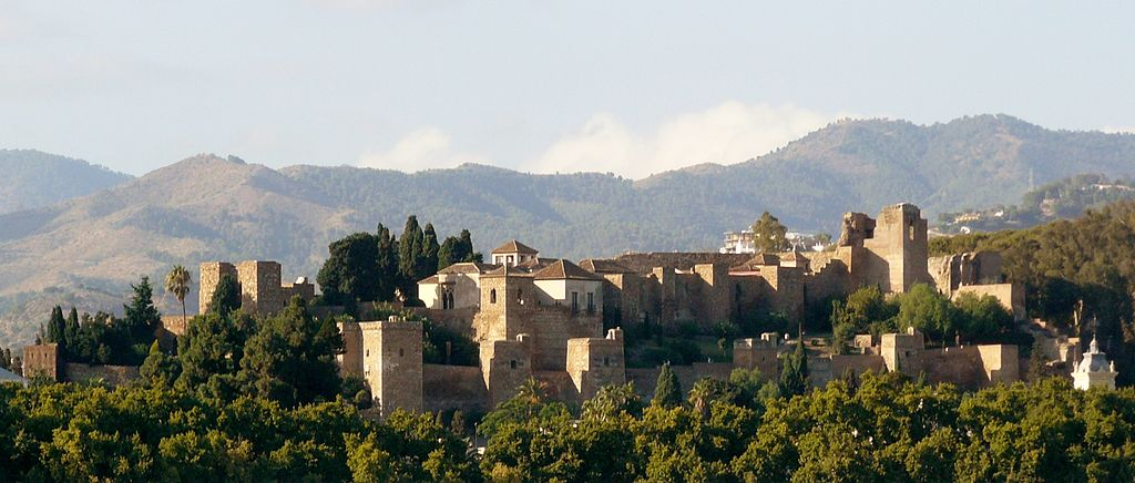 Cetatea Alcazaba