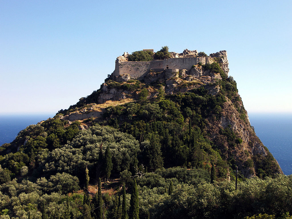 Cetatea Angelokastro