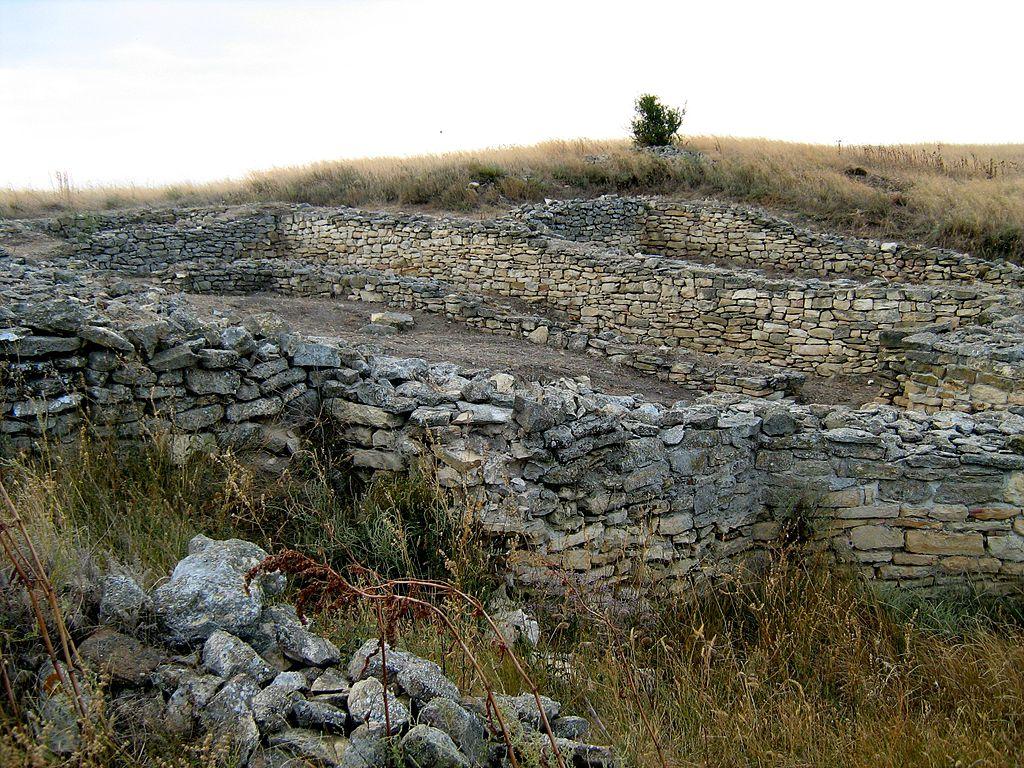 Cetatea Argamum1