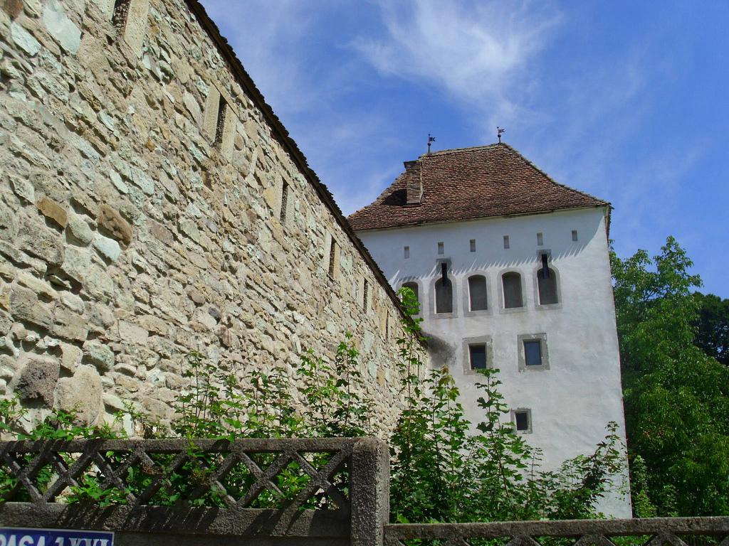 Cetatea Bistritei11