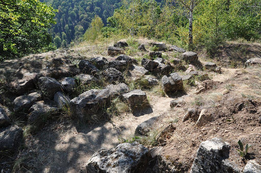 Cetatea Căpâlna11