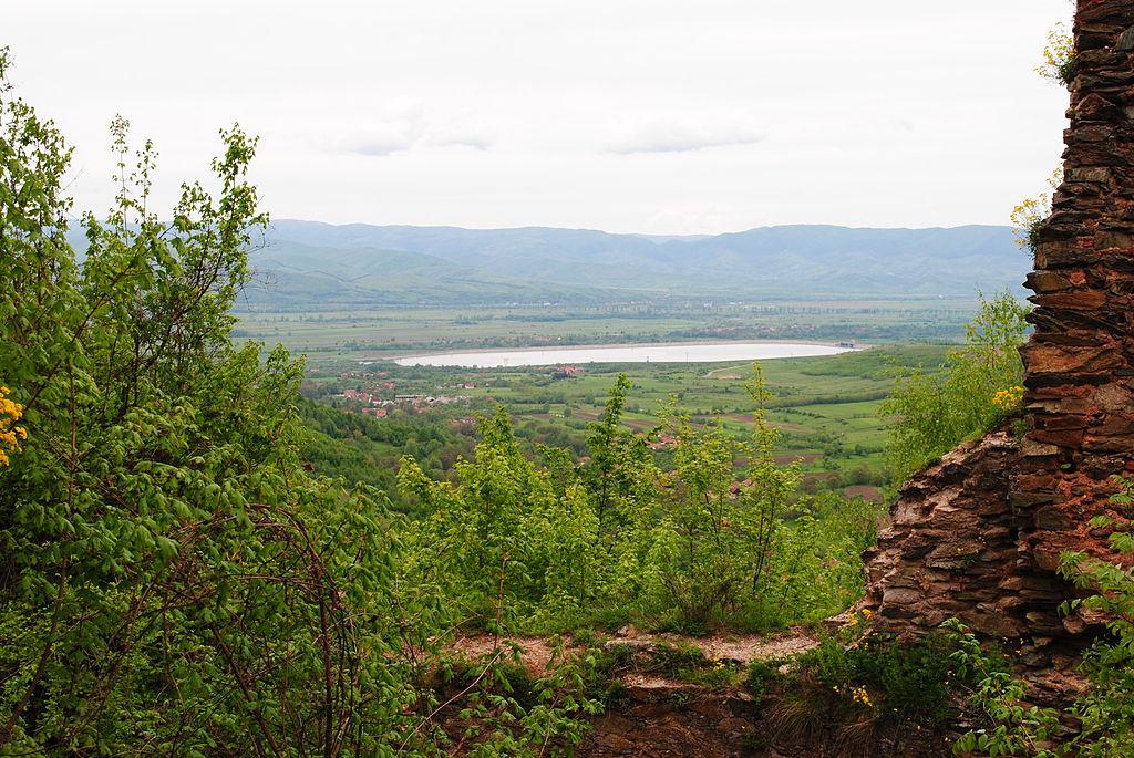 Cetatea Colt view