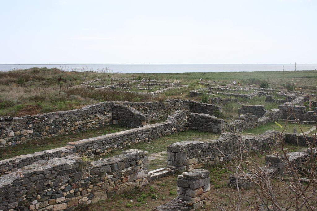 Cetatea Histria1
