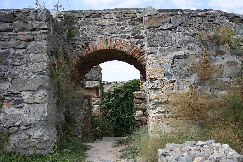 Cetatea Histria11