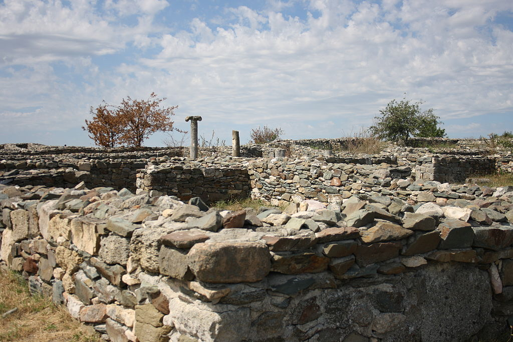 Cetatea Histria111