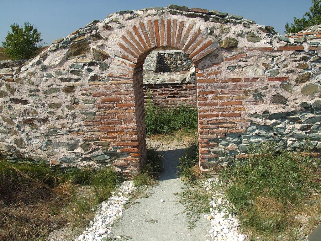 Cetatea Histria1111