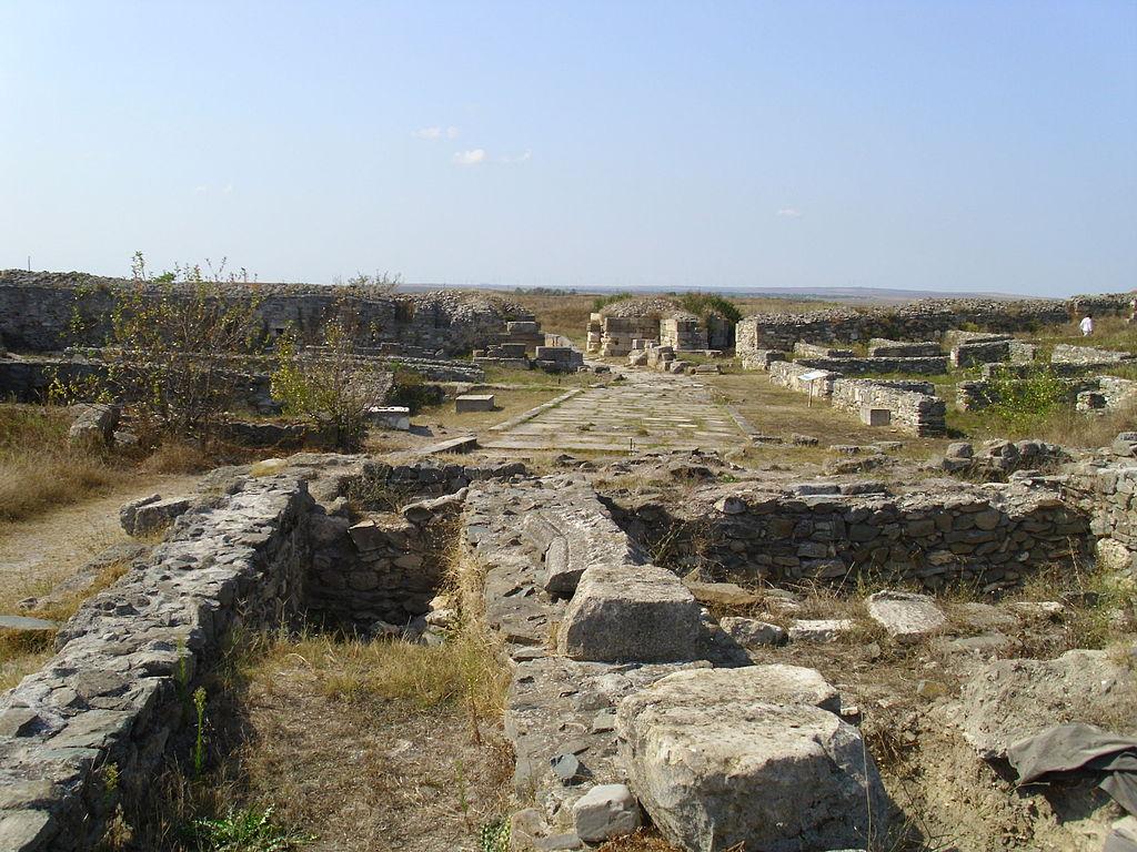 Cetatea Histria11112