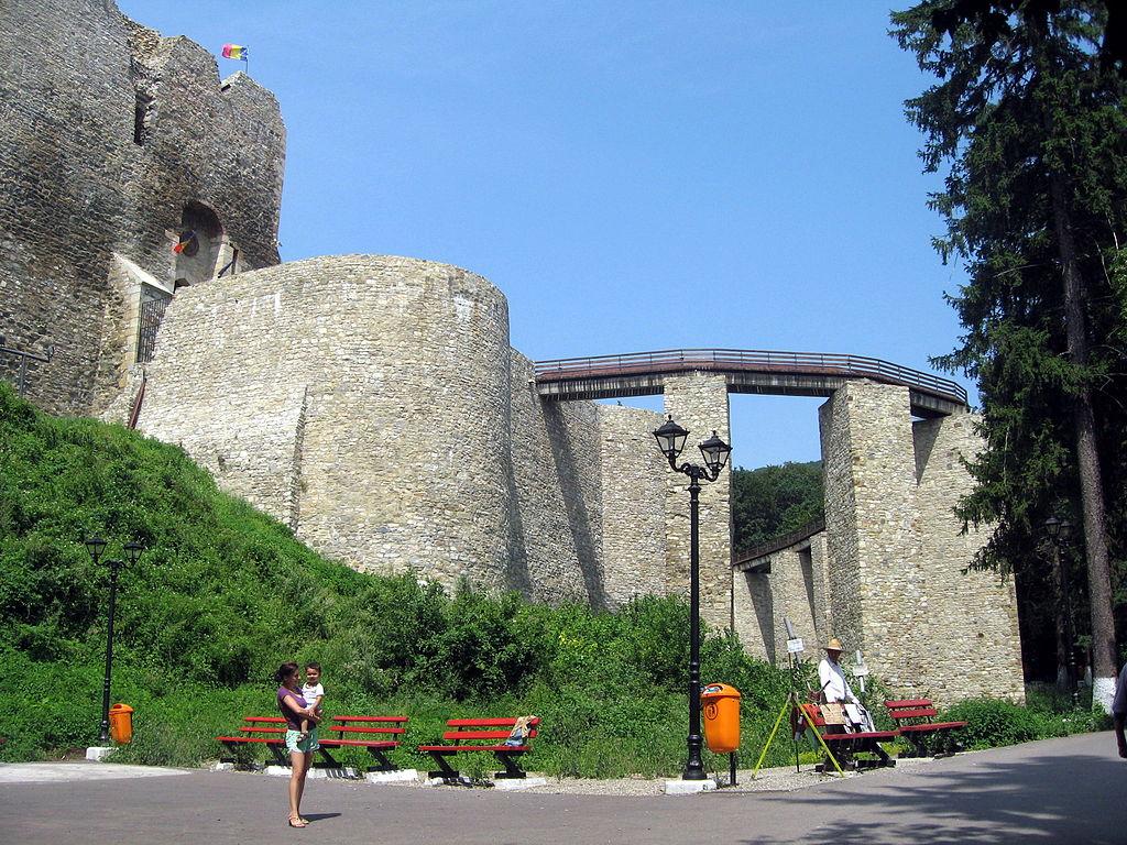 Cetatea Neamţ11111