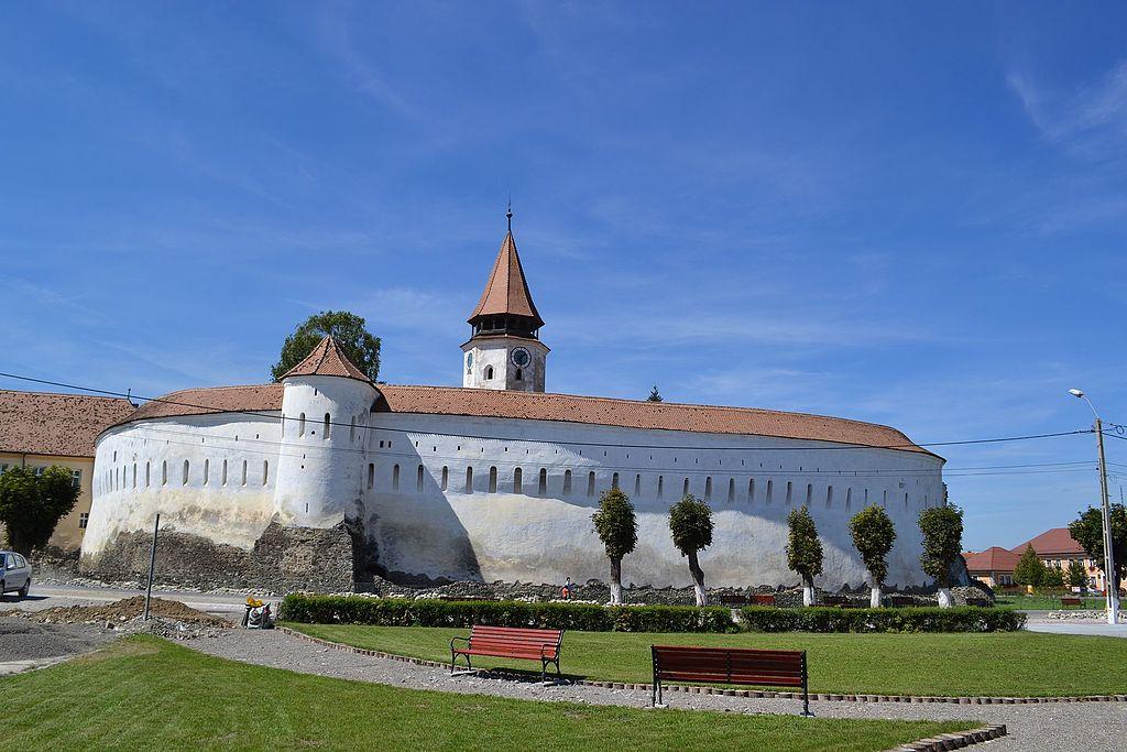 Cetatea Prejmer1