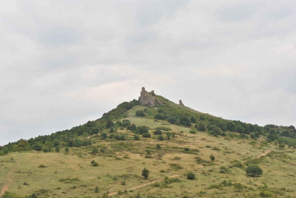 Cetatea Siria view