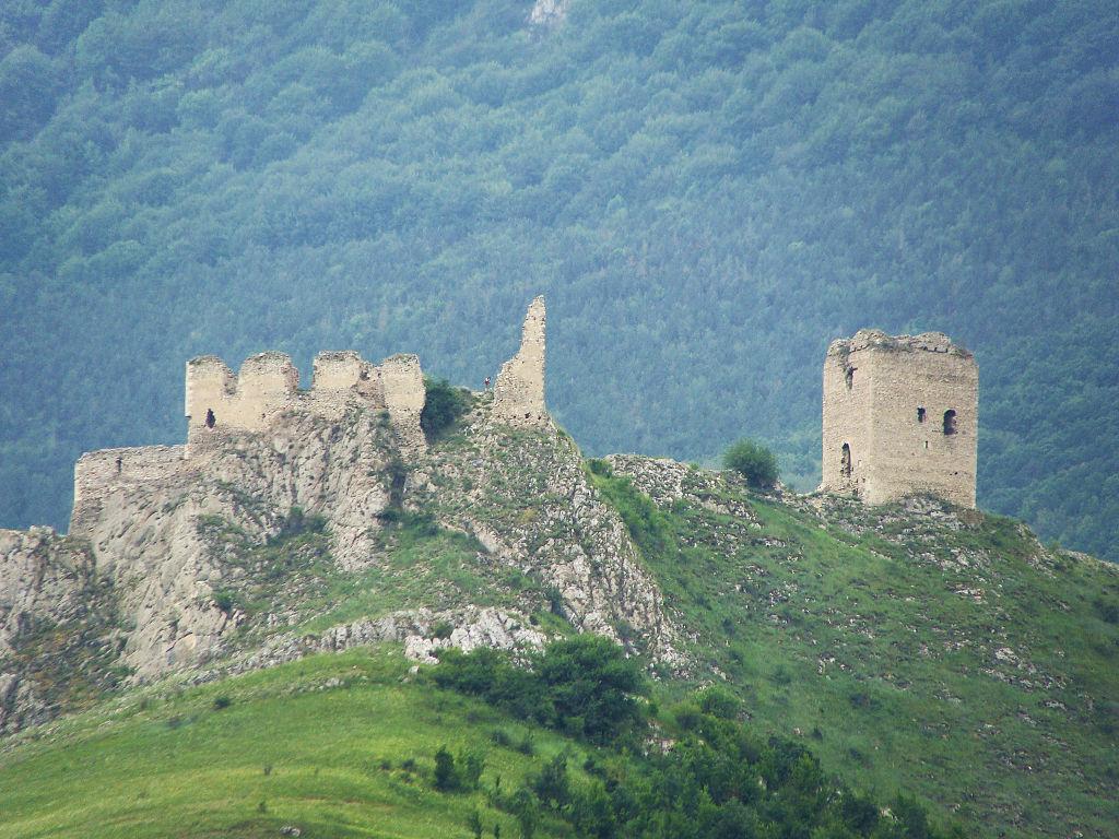 Cetatea Trascăului111