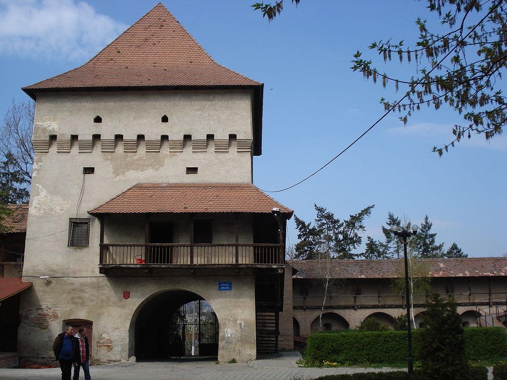 Cetatea medievală din Târgu Mureş