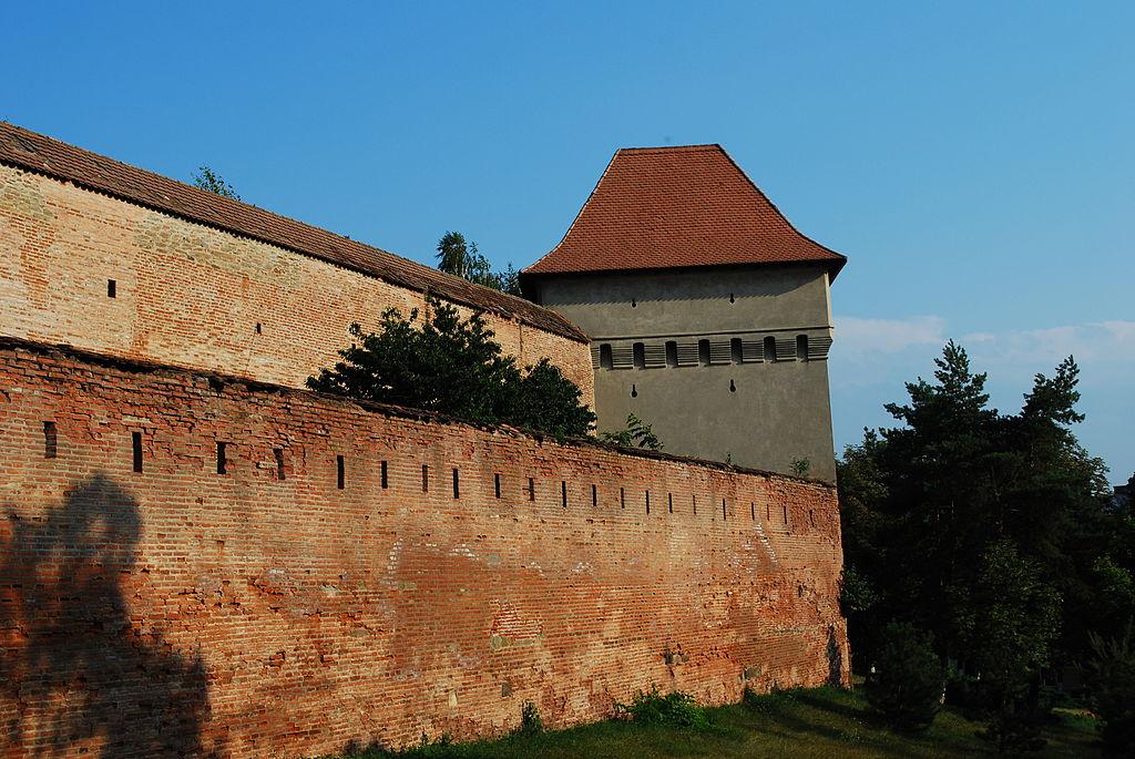 Cetatea medievală din Târgu Mureş1