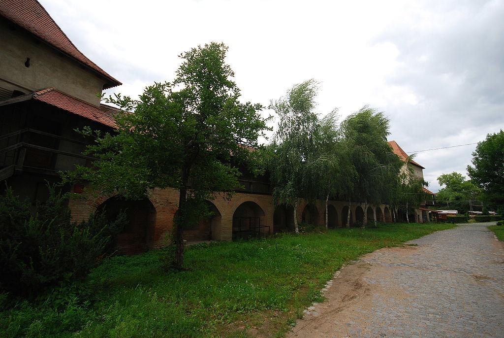 Cetatea medievală din Târgu Mureş11