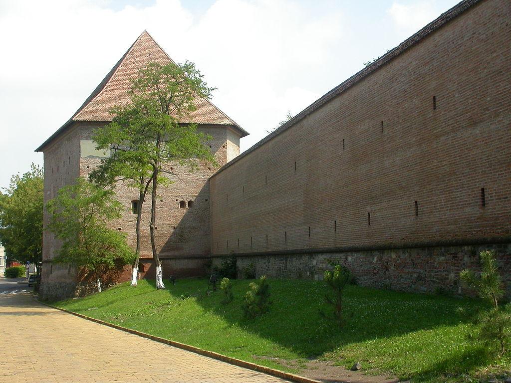 Cetatea medievală din Târgu Mureş111