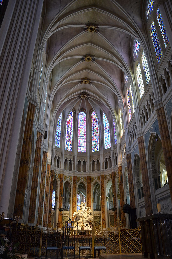 Chartres cathedral11