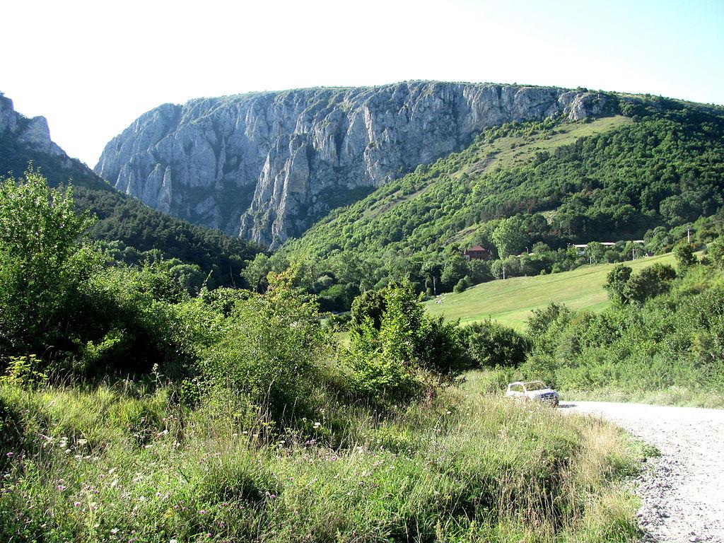 Cheile Turzii peisaj