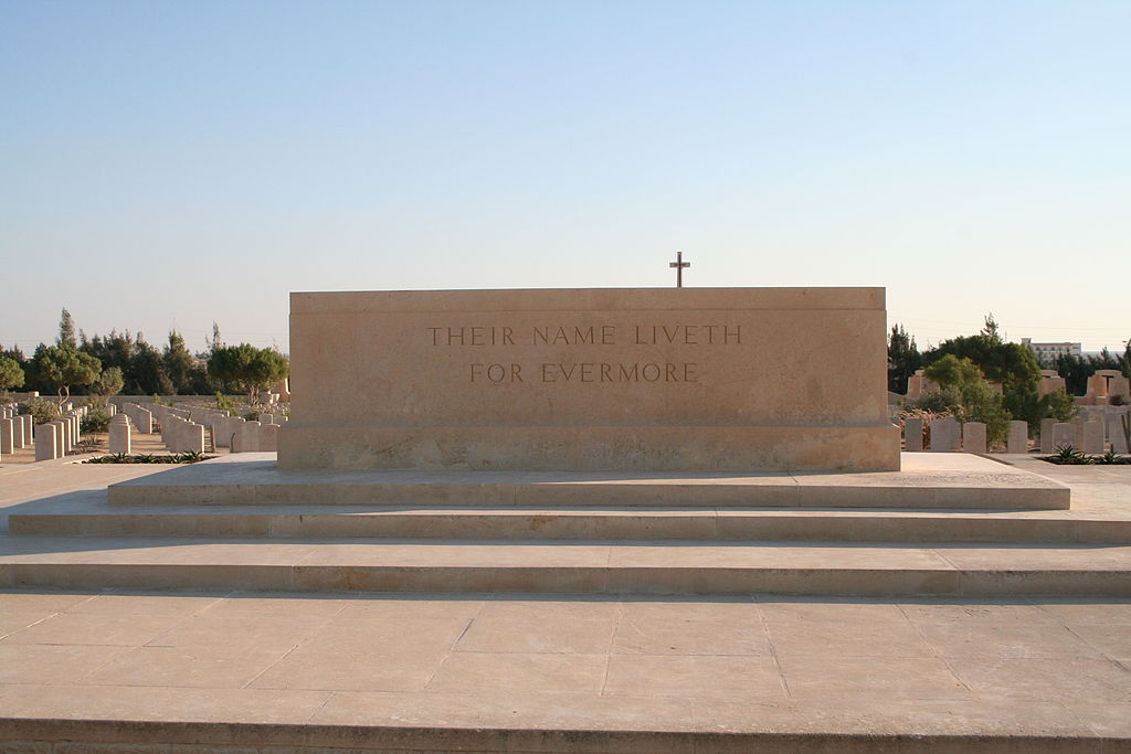 Cimitirele de la El Alamein