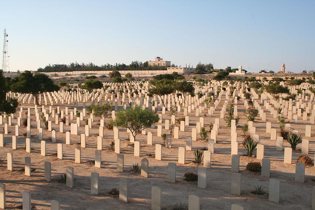 Cimitirele de la El Alamein1