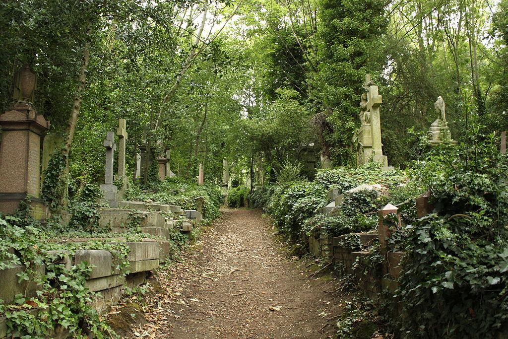 Cimitirul Highgate1
