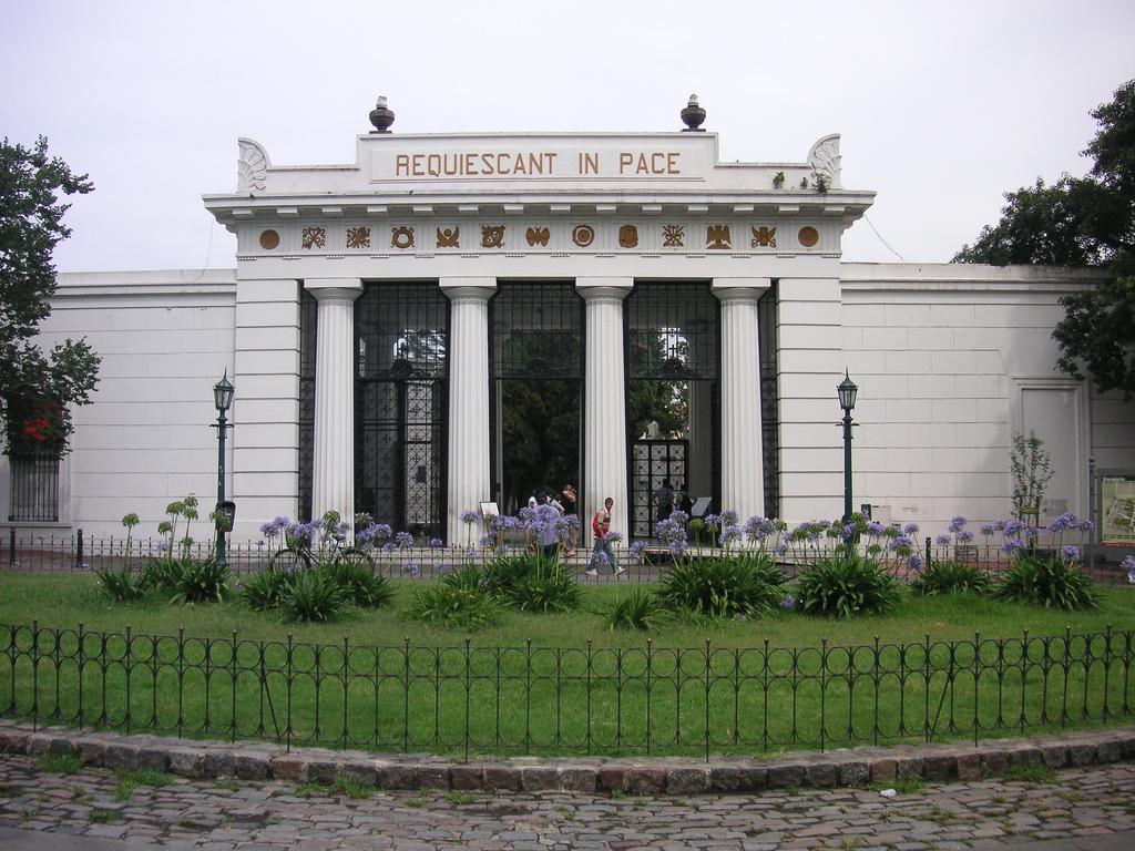Cimitirul La Recoleta