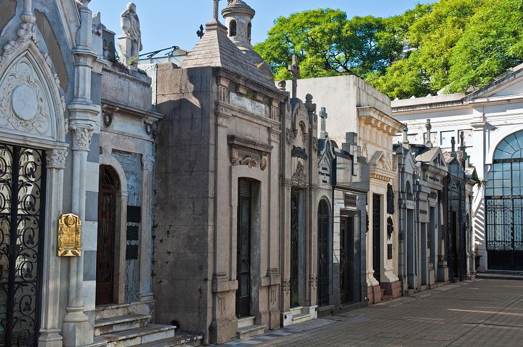 Cimitirul La Recoleta1111