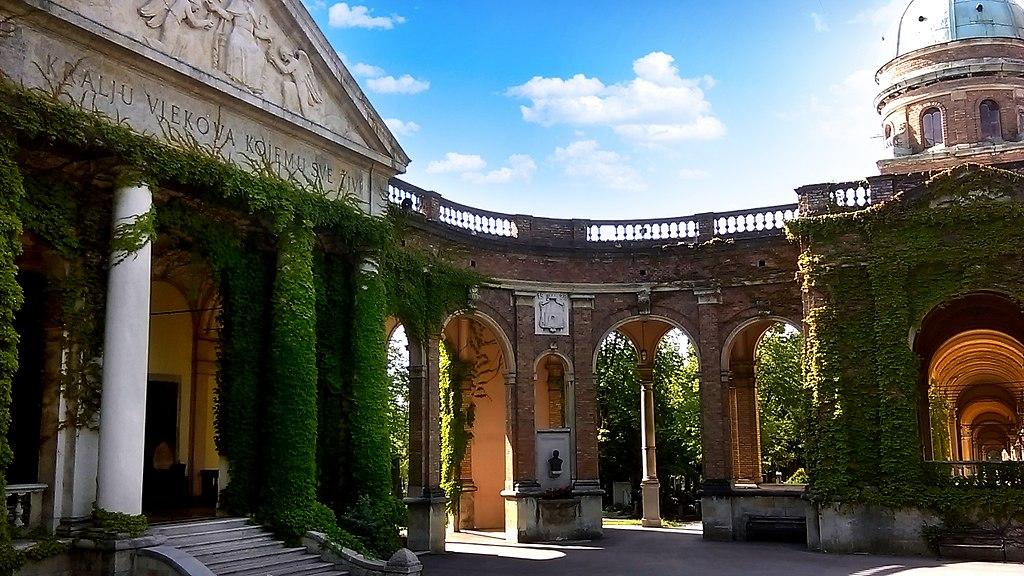 Cimitirul Mirogoj111