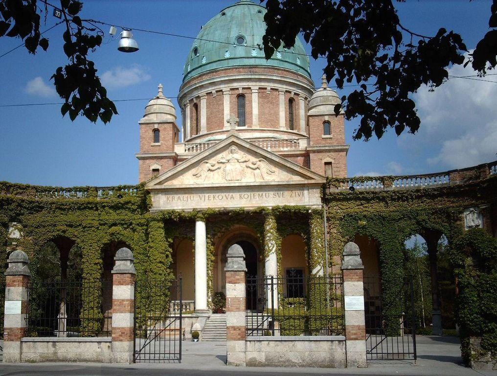 Cimitirul Mirogoj11111