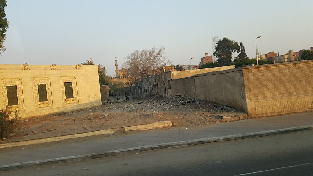 Cimitirul de Nord din Cairo1