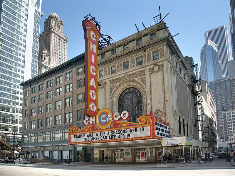 Cinematograful Biograph din Chicago