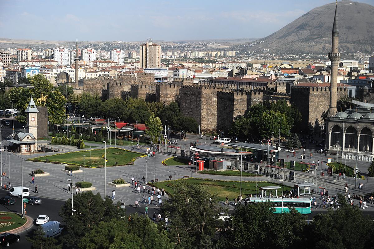 Citadela Kayseri1