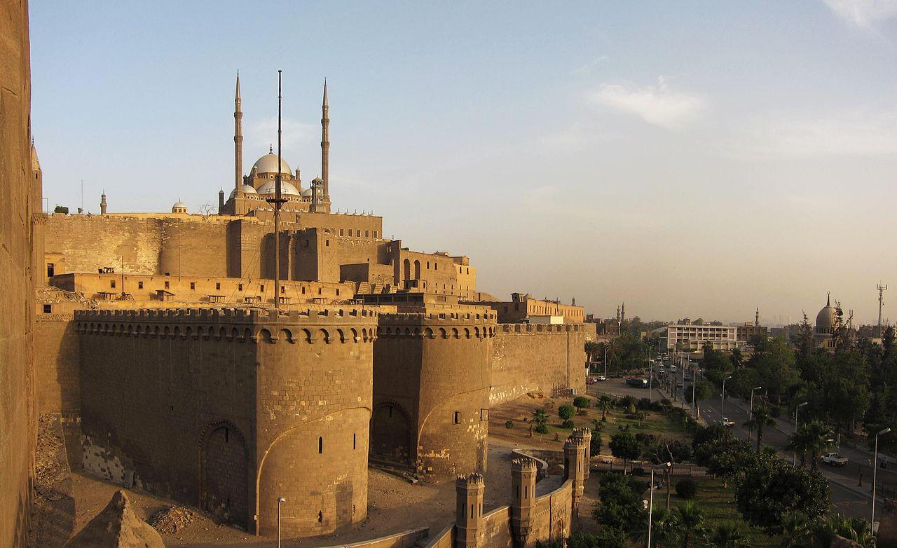 Citadela din Cairo1