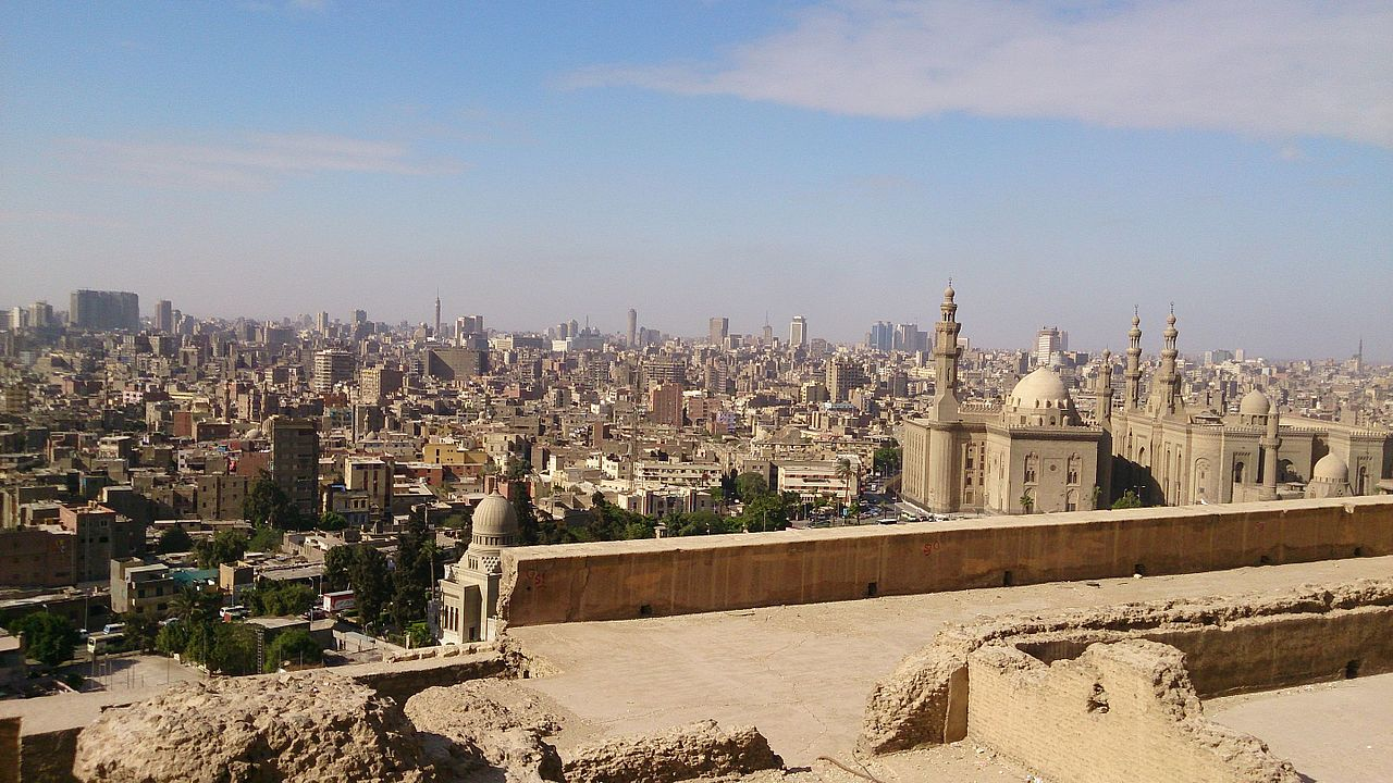 Citadela din Cairo1111