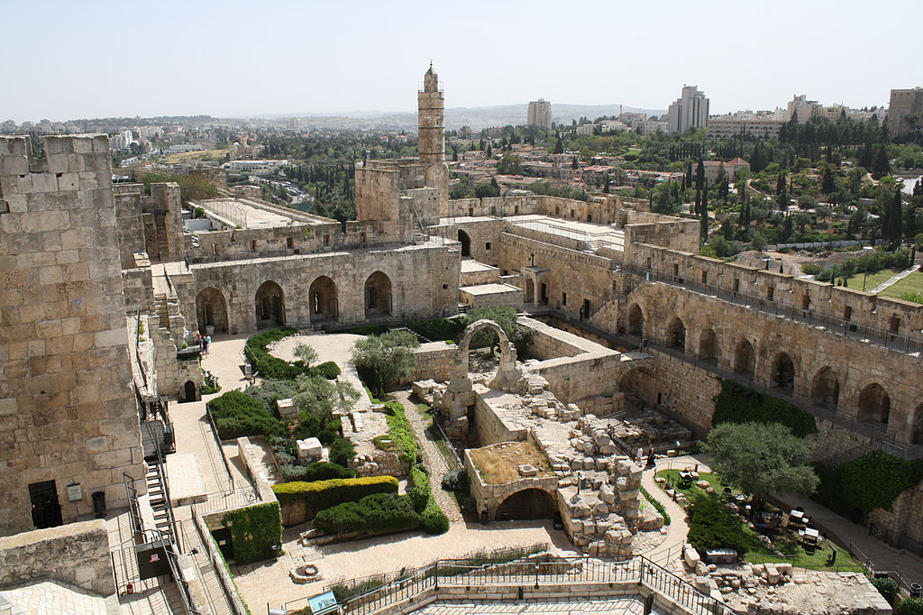 Citadela din Ierusalim