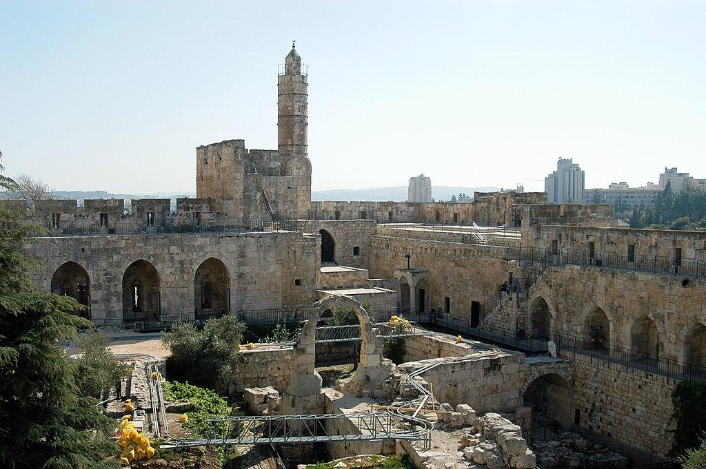 Citadela din Ierusalim111