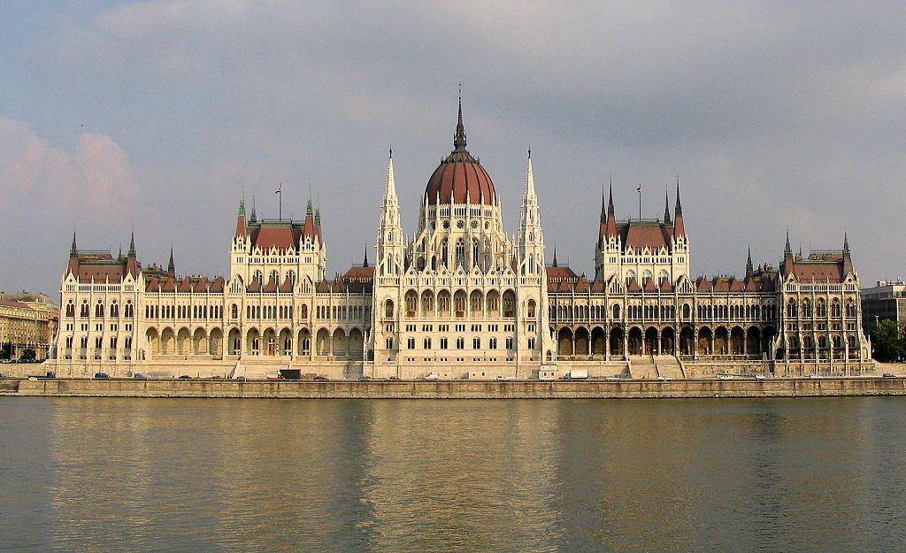 Cladirile Parlamentului din Budapesta