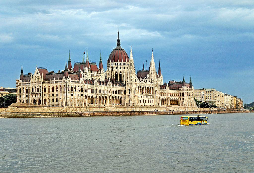Cladirile Parlamentului din Budapesta1