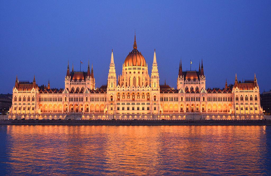 Cladirile Parlamentului din Budapesta111