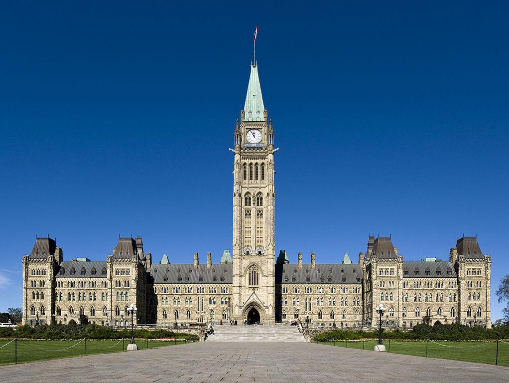 Cladirile Parlamentului din Ottawa