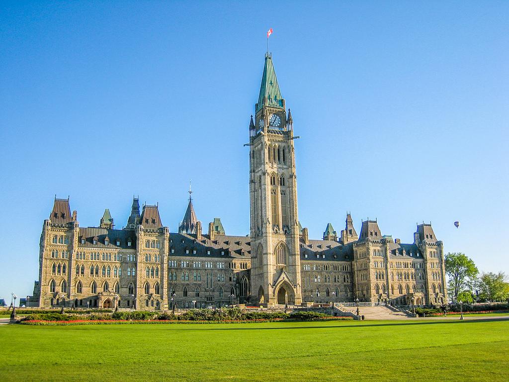 Cladirile Parlamentului din Ottawa1
