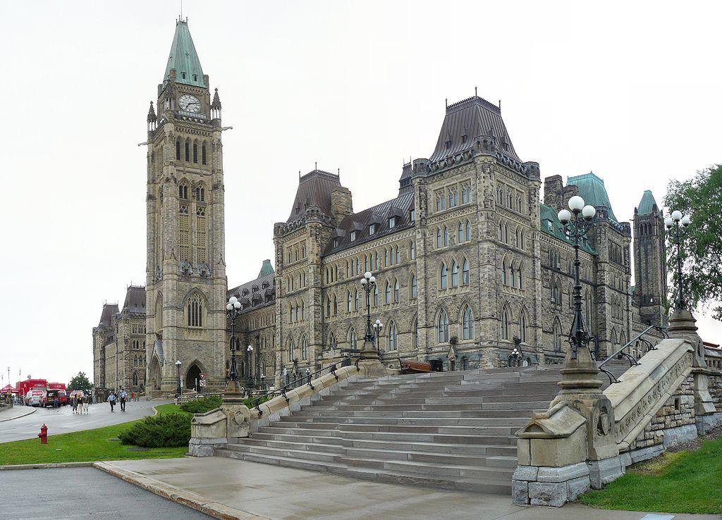 Cladirile Parlamentului din Ottawa11