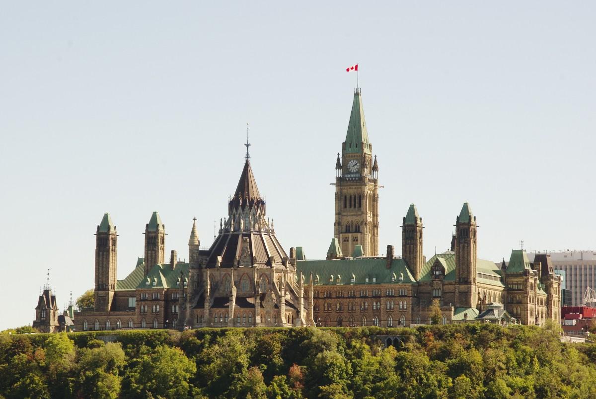 Cladirile Parlamentului din Ottawa111