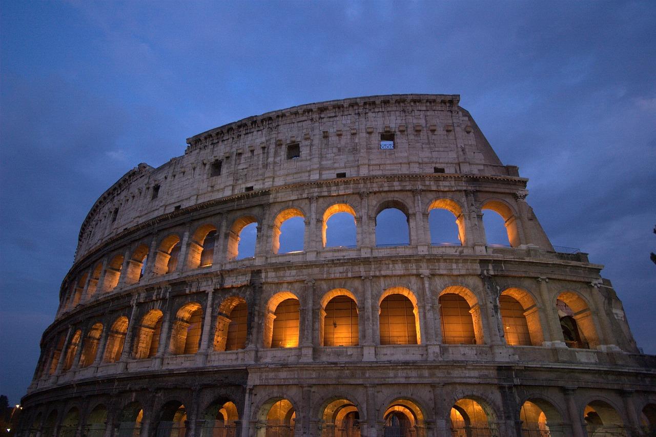 Colosseum din Roma1
