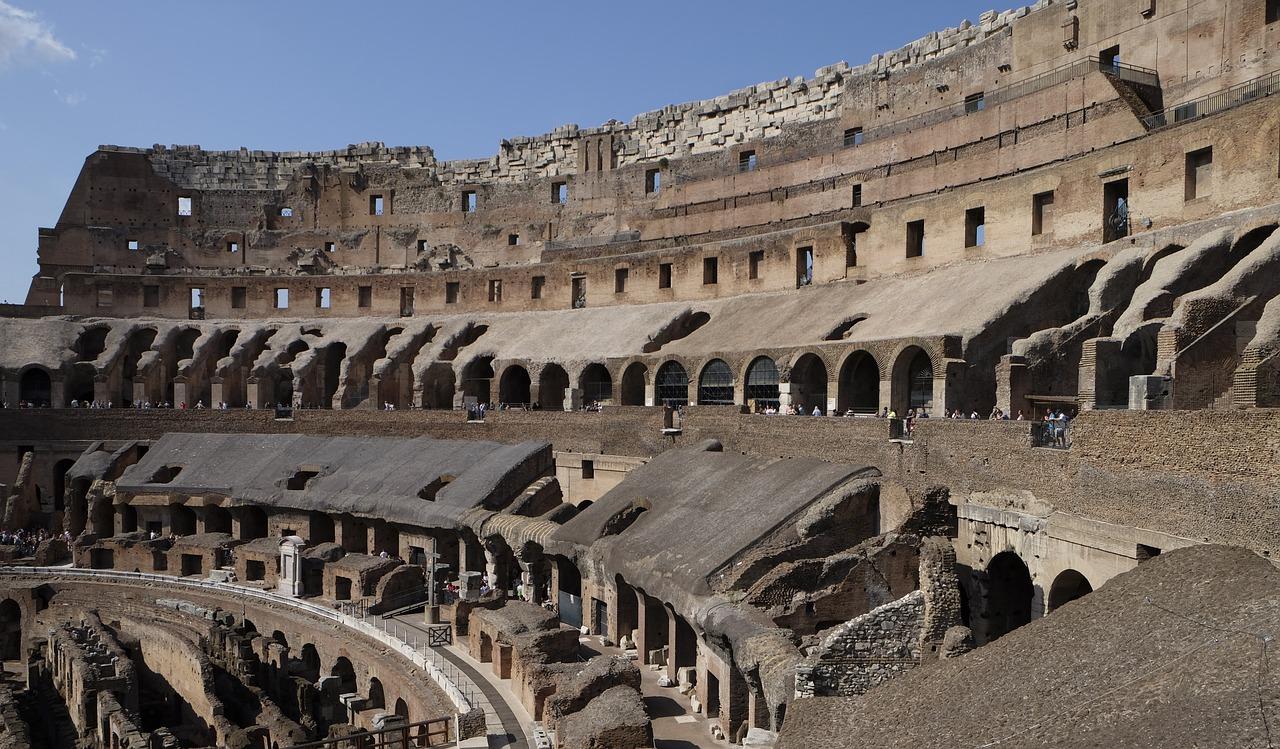 Colosseum din Roma1111