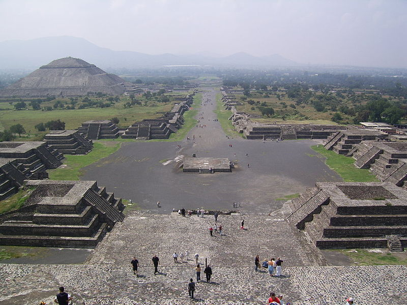 Complexul arheologic Teotihuacan