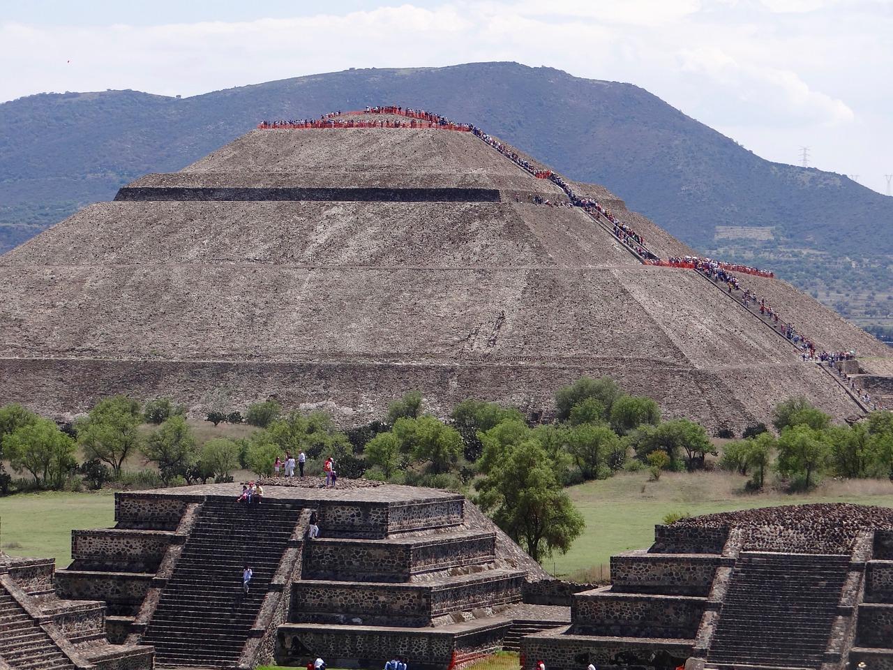 Complexul arheologic Teotihuacan11