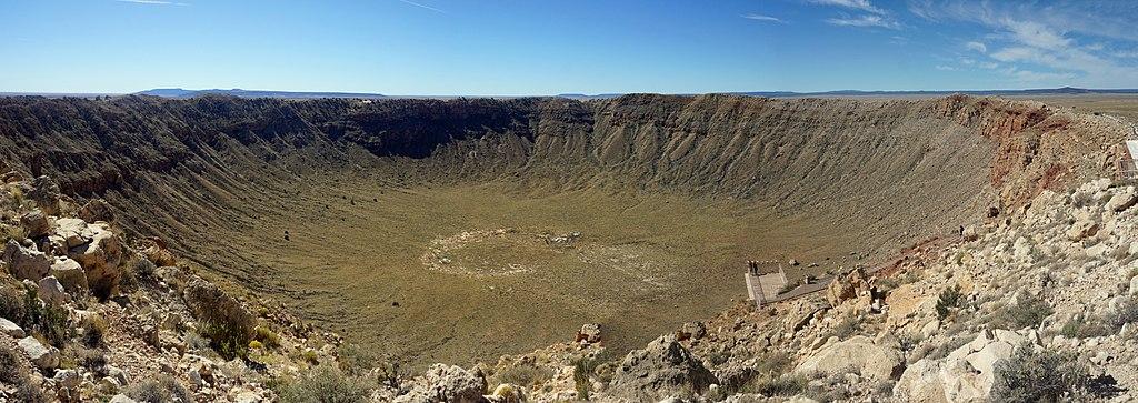 Craterul Meteor