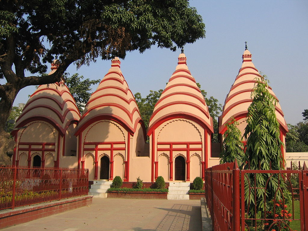 Templul Dhakeswari